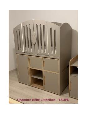 Chambre Bébé Complète Évolutive  - 10