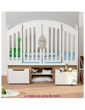 Complete Scalable Baby Room  - 4