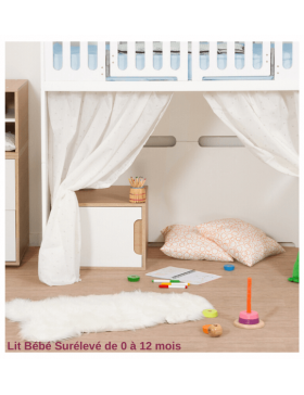 Chambre Bébé Complète Évolutive  - 3