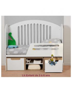 Chambre Bébé Complète Évolutive  - 5