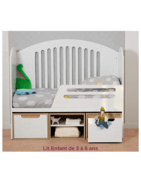 Complete Scalable Baby Room  - 5