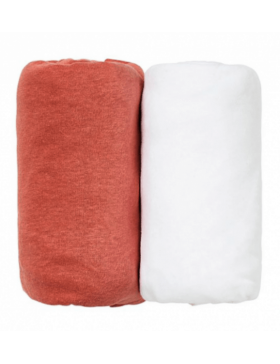 Set of 2 fitted sheets...