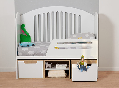 Complete child scalable room