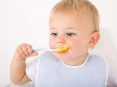 The stages of baby food diversification